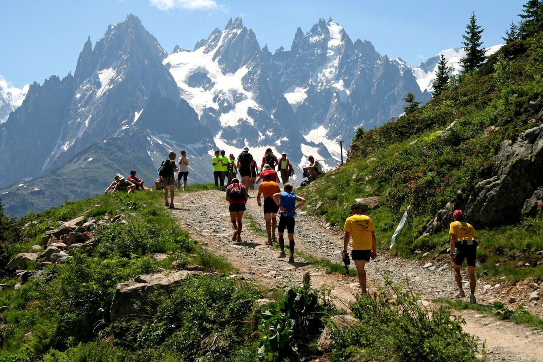 Marathon du Mont Blanc 90K