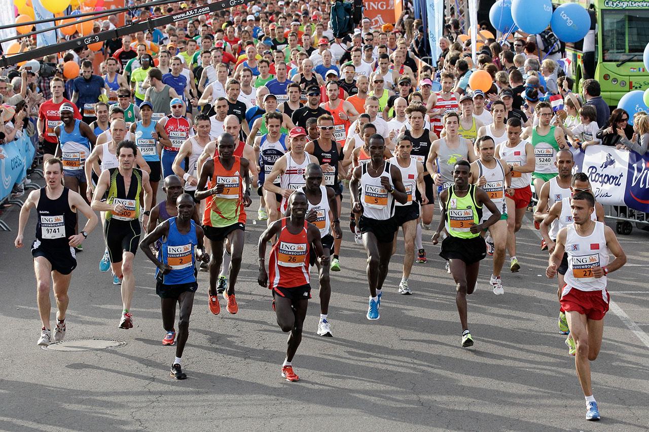ING Marathon Luxembourg