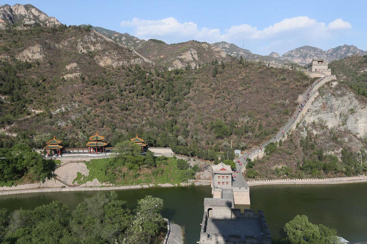 Trail de la muraille de Chine